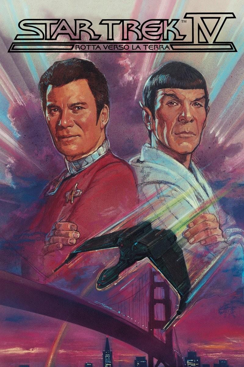 Star Trek Iv: Rotta Verso la Terra