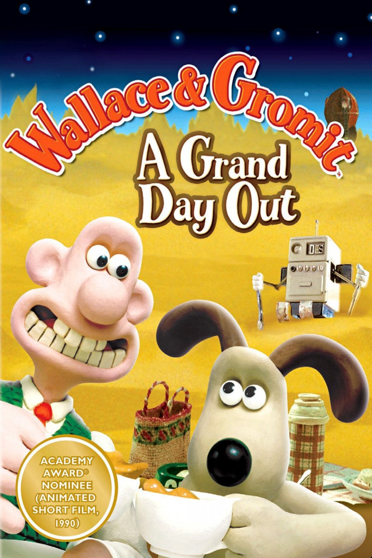 Wallace & Gromit - una Fantastica Gita