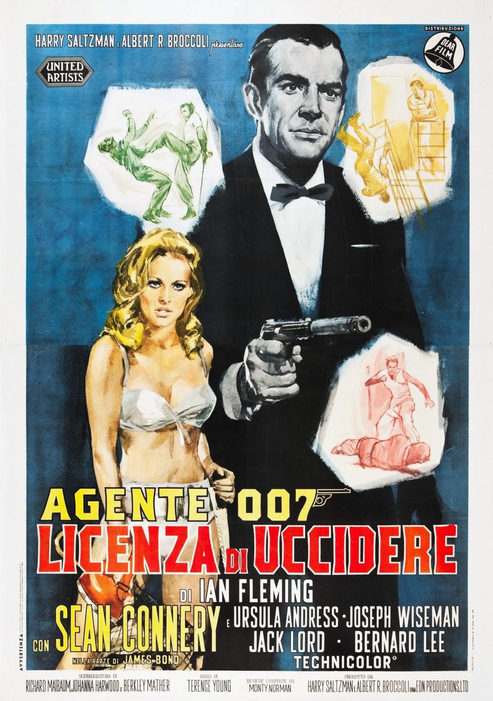 007 - 01 Licenza di uccidere