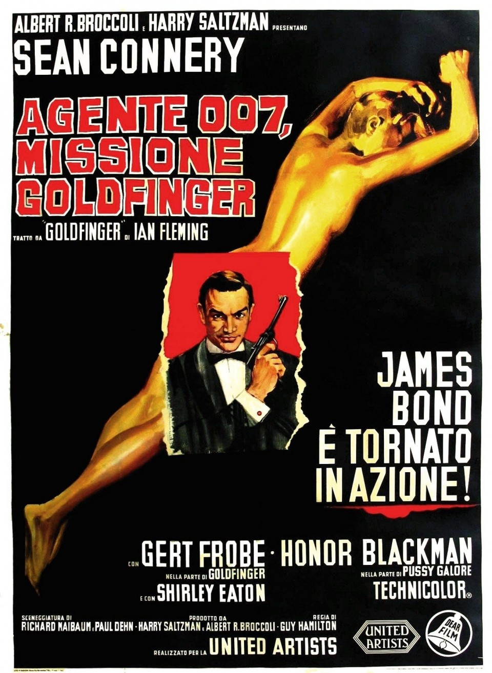 007 - 03 Missione Goldfinger