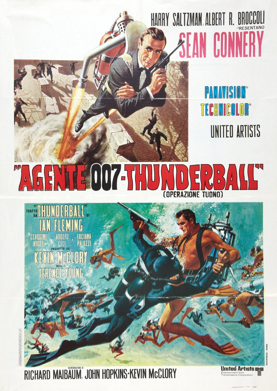007 - 04 Thunderball: operazione tuono