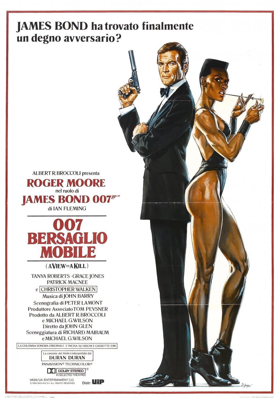 007 - 14 Bersaglio Mobile
