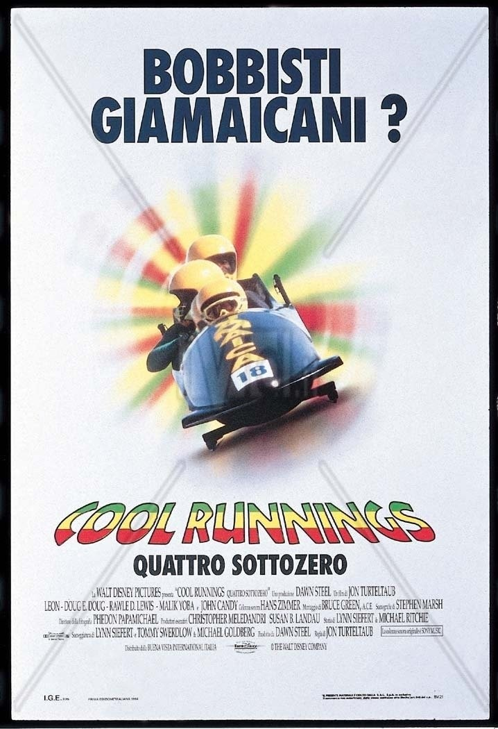 Cool Runnings - Quattro Sottozero