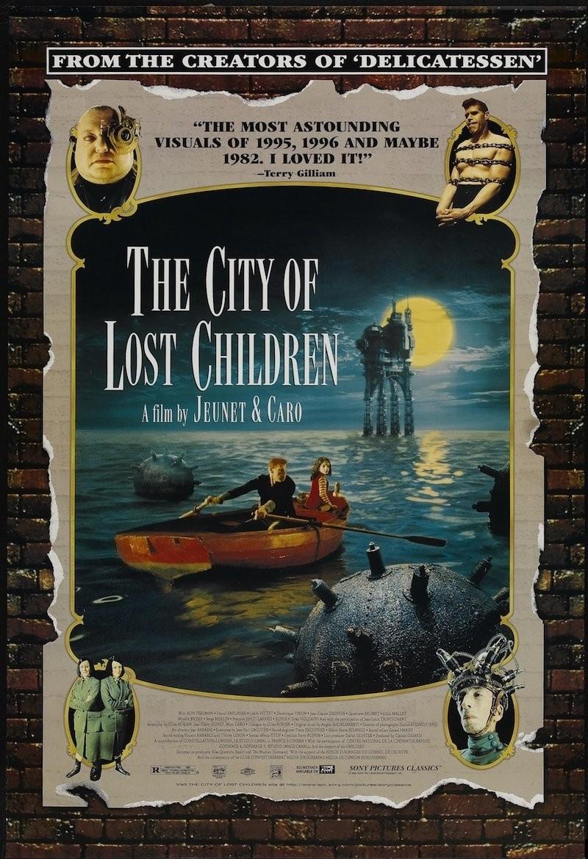 La Città dei Bambini Perduti