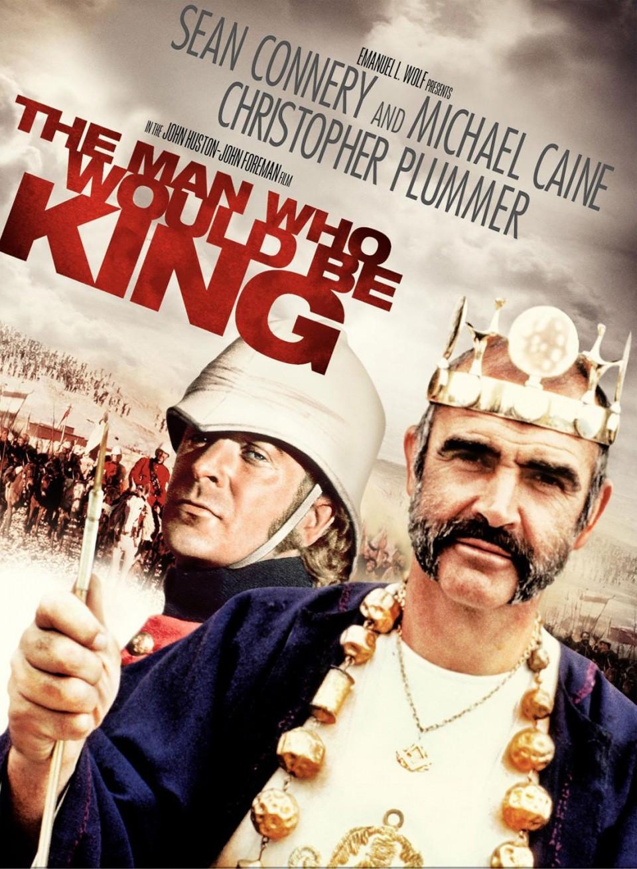 L'uomo Che Volle Farsi Re