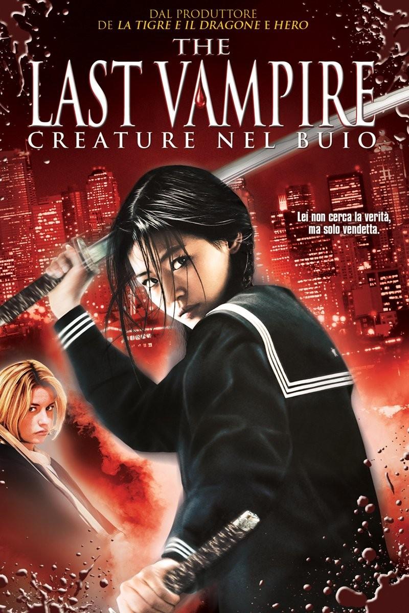 The Last Vampire - Creature nel buio