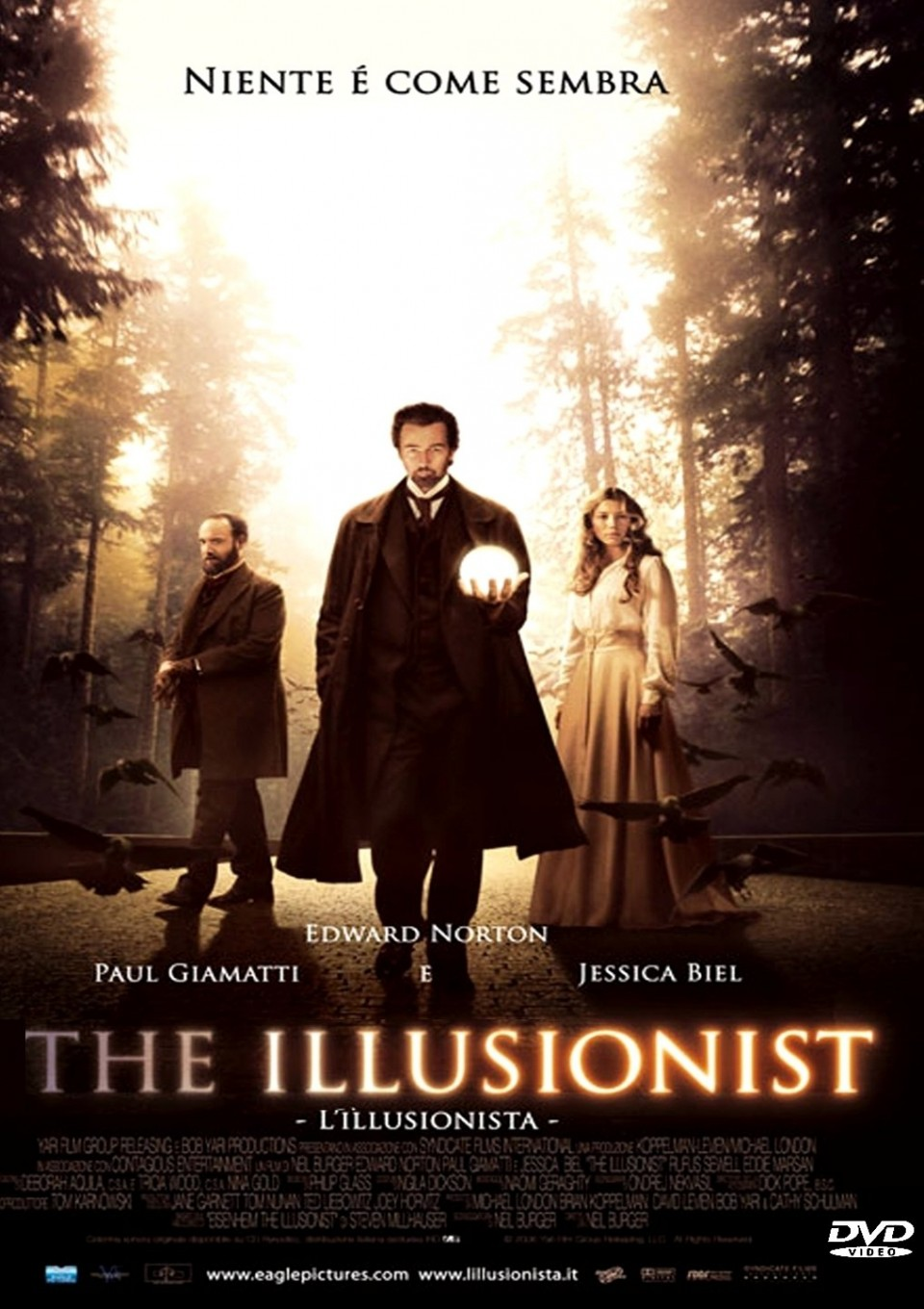 The Illusionist - L'illusionista