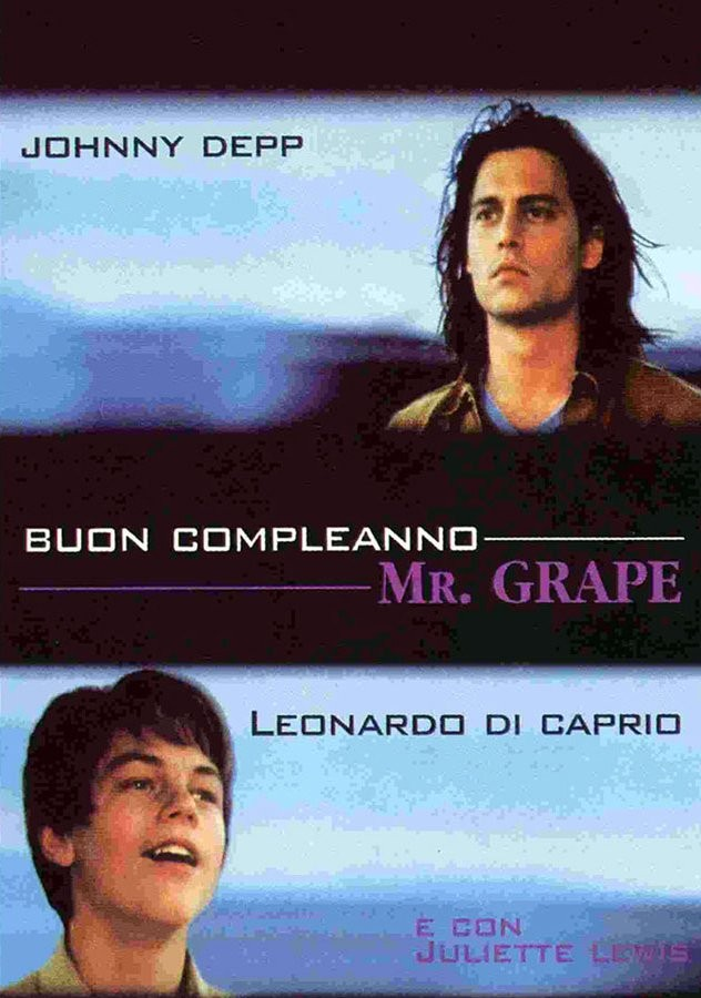 Buon Compleanno Mr Grape