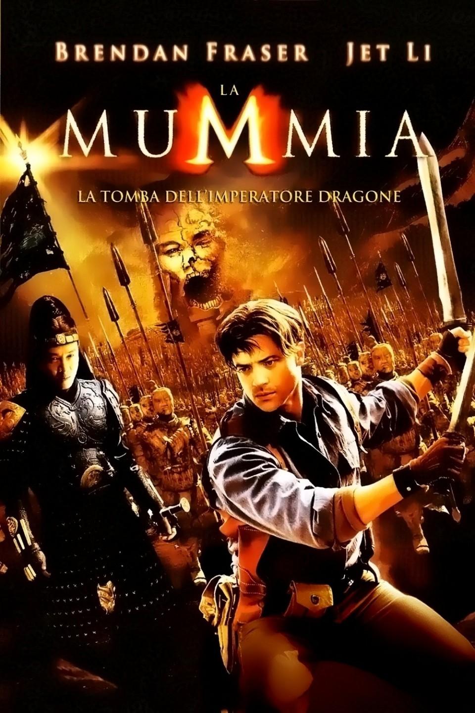 La mummia - la tomba dell'imperatore dragone