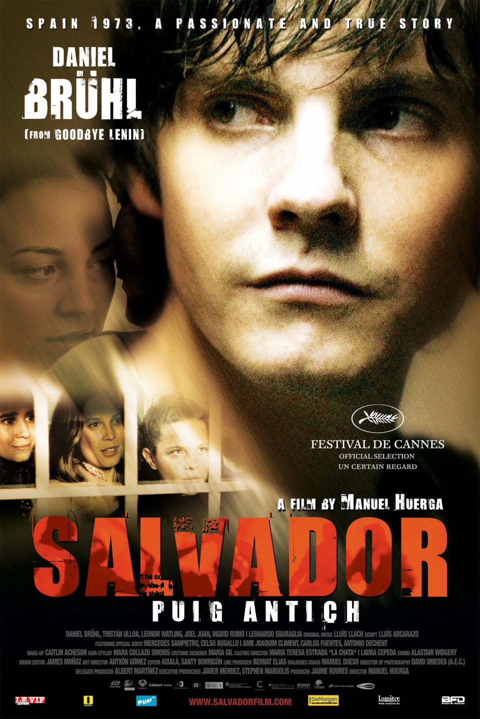 Salvador - 26 Anni Contro
