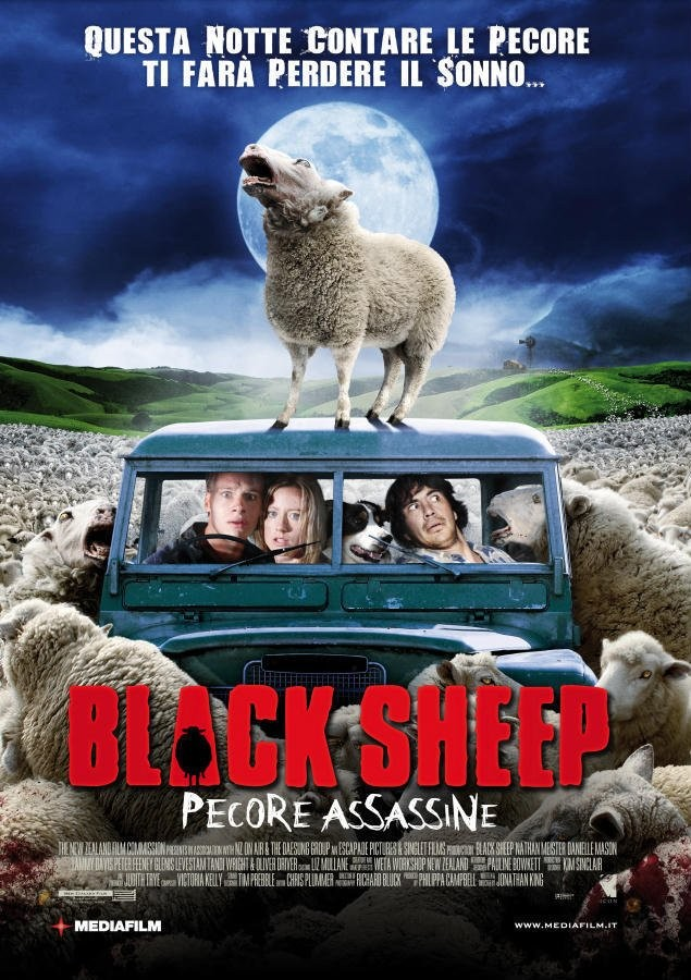 Black Sheep - Pecore assassine