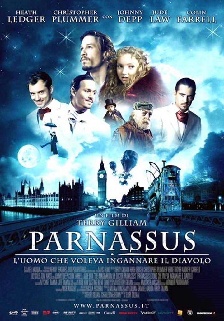 Parnassus: L'uomo Che Voleva Ingannare il Diavolo