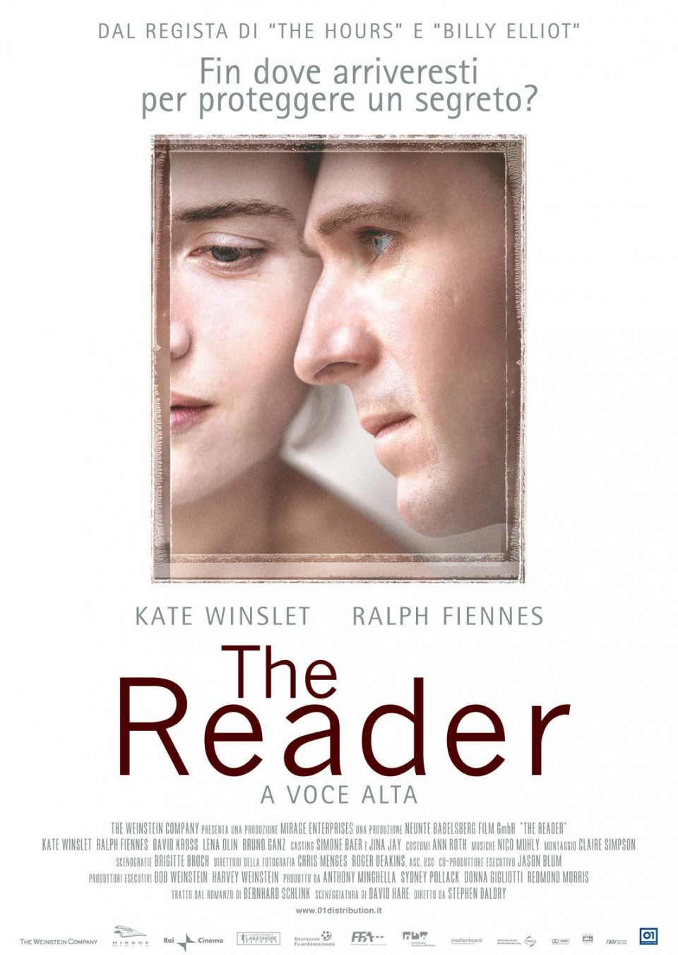 The Reader - A voce alta