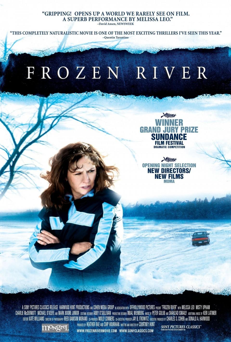Frozen River - Fiume di Ghiaccio