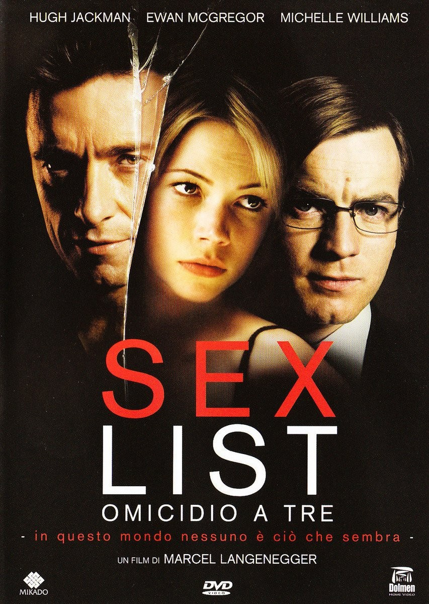 Sex List - Omicidio a Tre