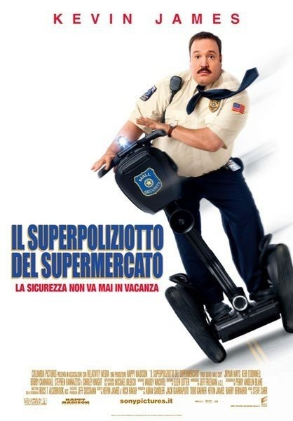 Il Superpoliziotto del Supermercato