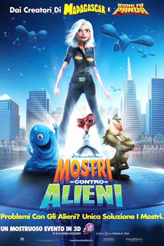 Mostri contro Alieni
