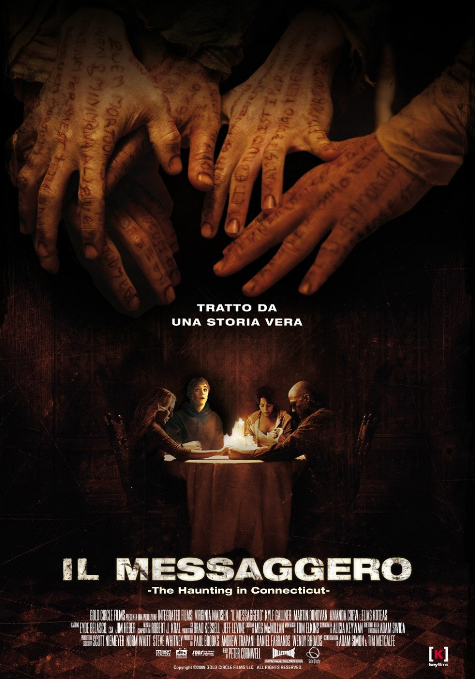 Il Messaggero - the Haunting in Connecticut
