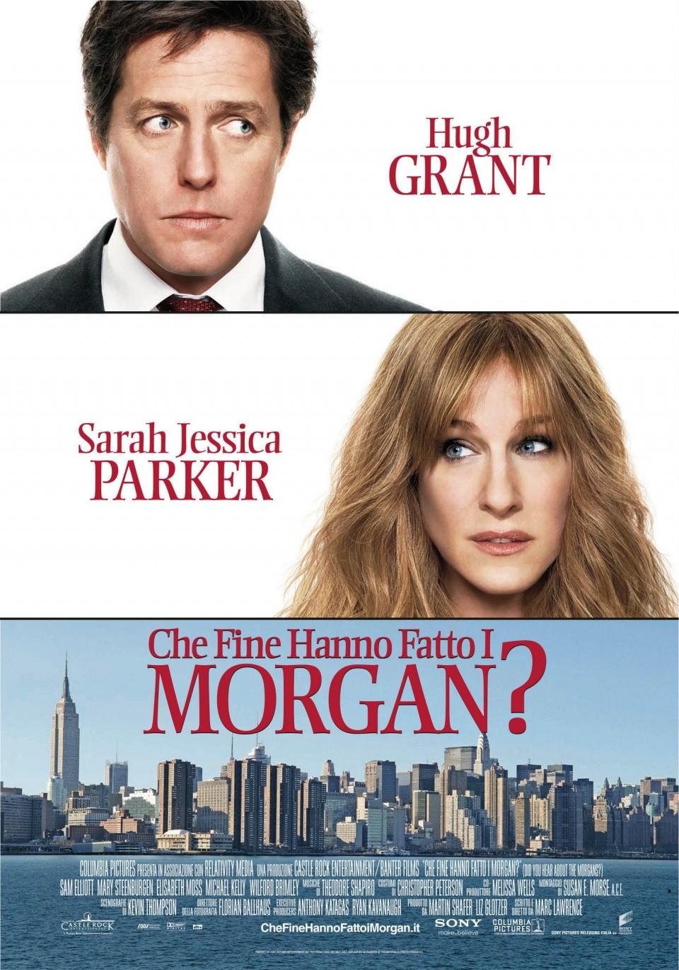 Che Fine Hanno Fatto I Morgan?