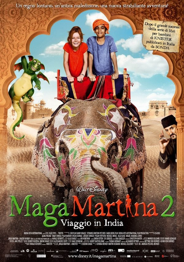 Maga Martina 2 - Viaggio in India