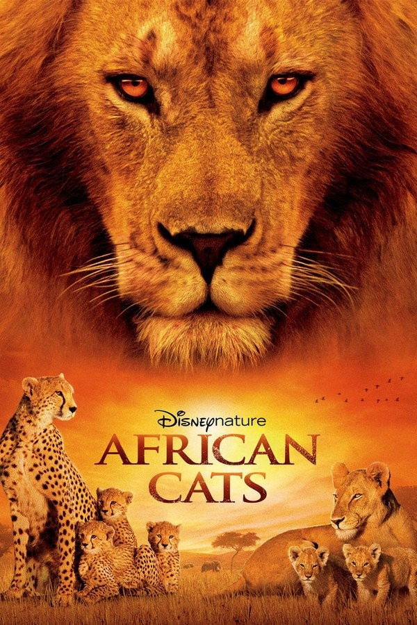 African Cats - il Regno del Coraggio