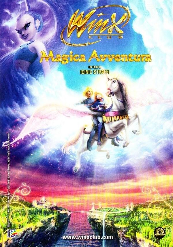 Winx Club 3d: Magica Avventura