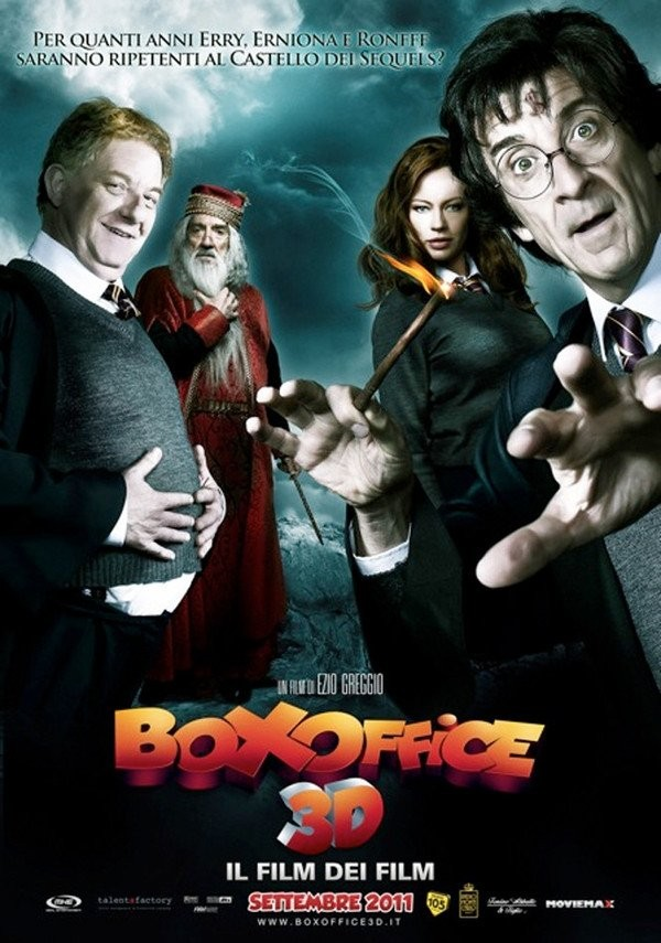 Box Office 3D