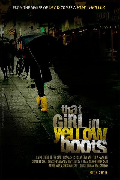 That Girl in Yellow Boots