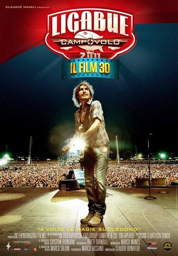 Ligabue Campovolo - il film 3D