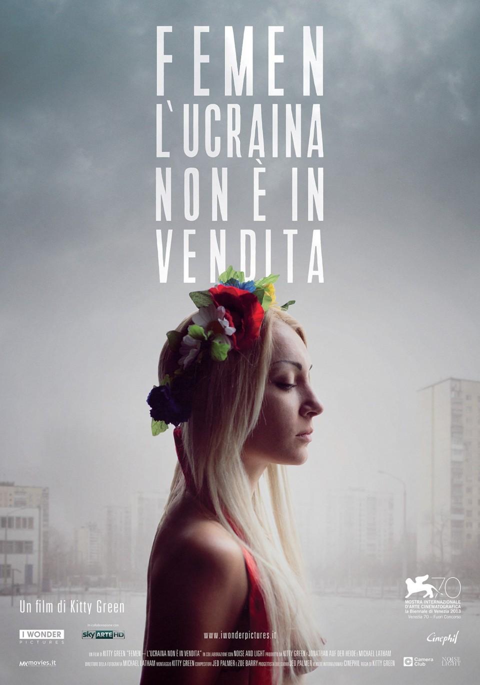 Femen - L'ucraina Non è in Vendita