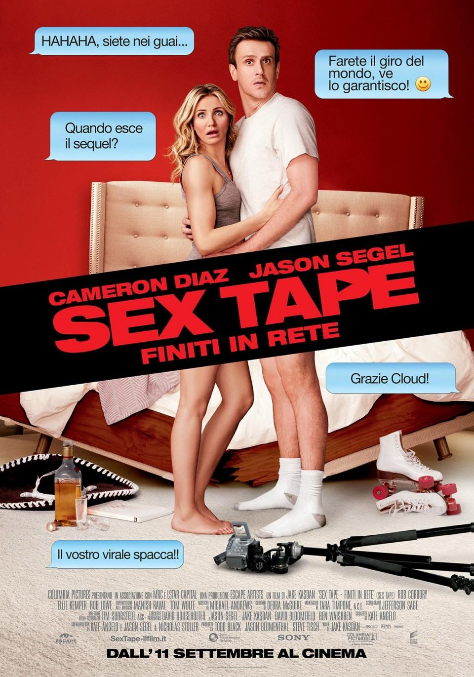 Sex Tape - Finiti in Rete