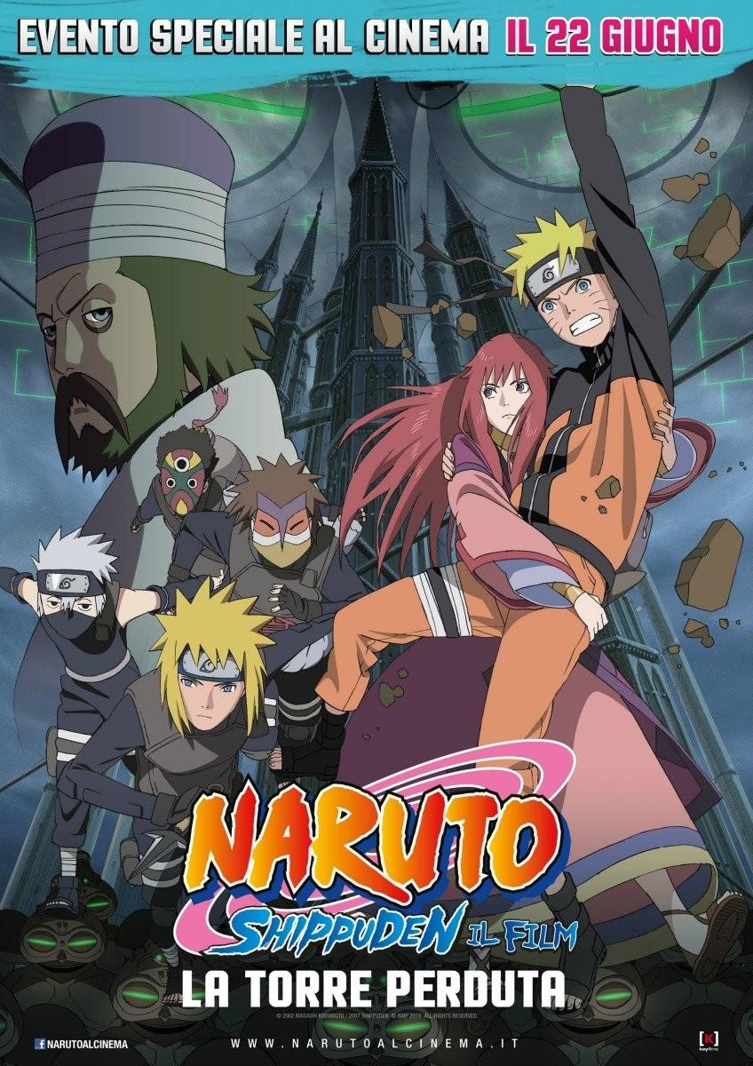 Naruto il Film: la Torre Perduta