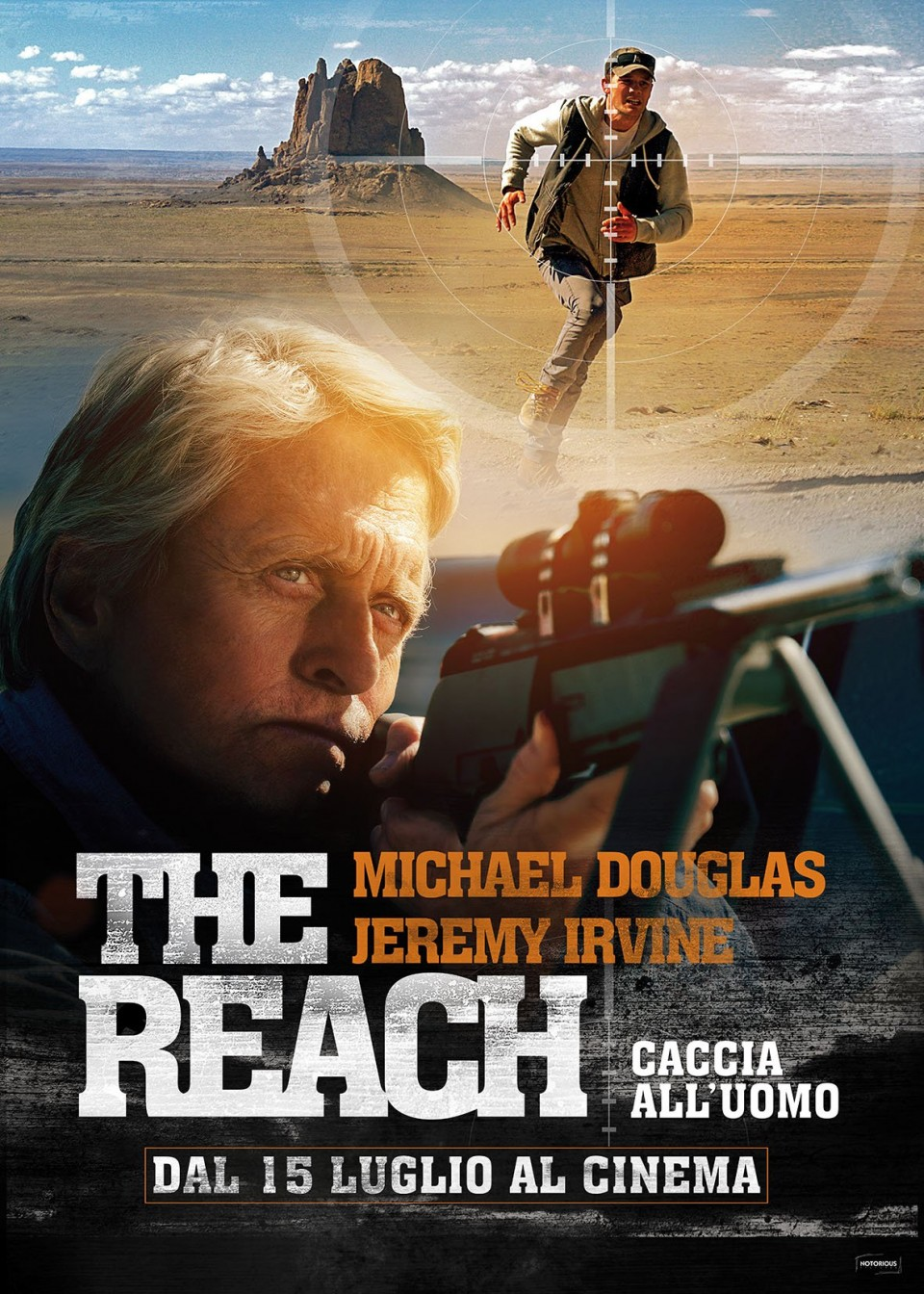 The Reach: Caccia All'uomo