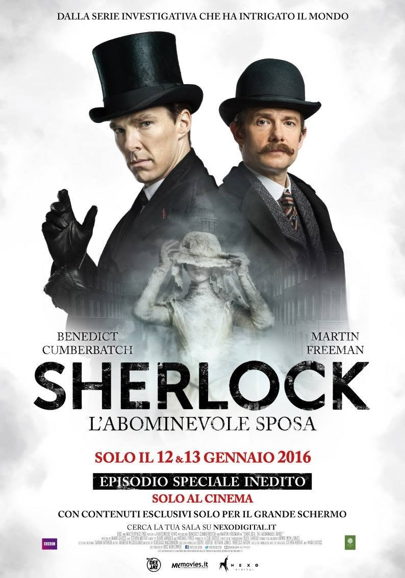 Sherlock: L'Abominevole Sposa