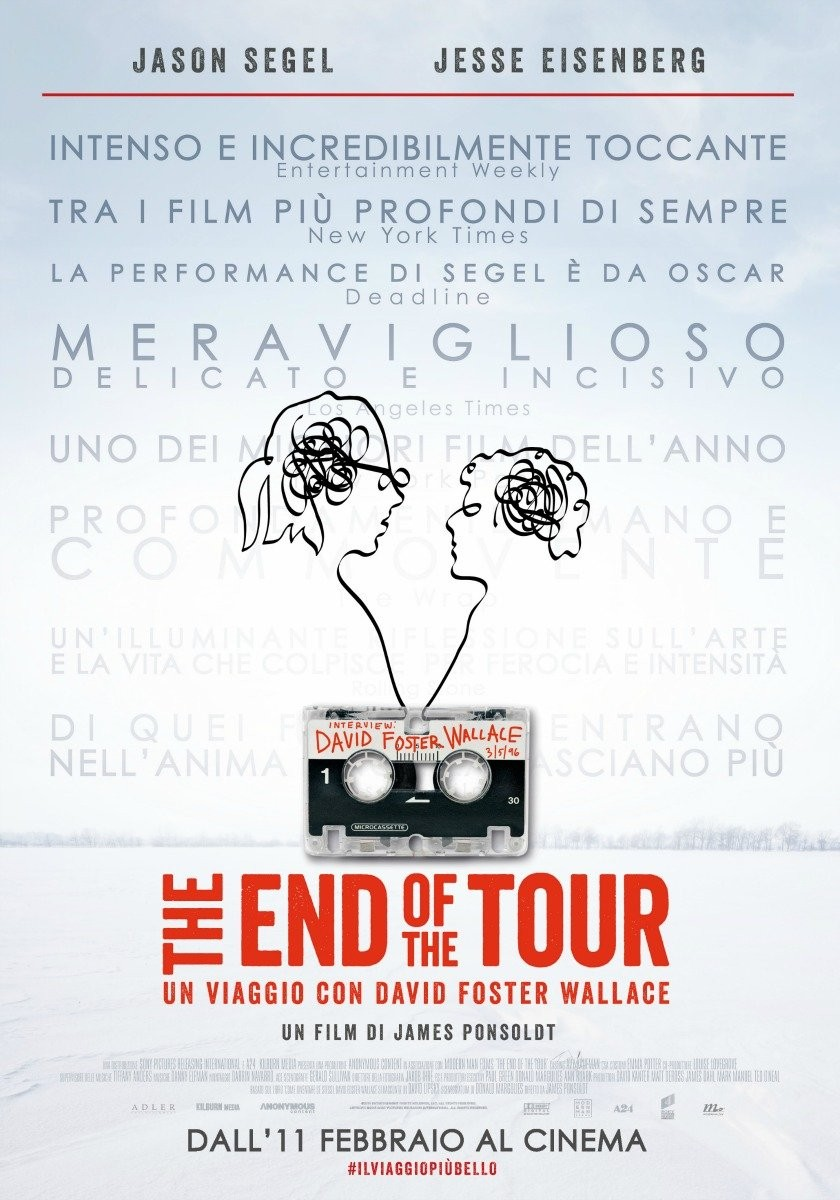 The End of the Tour
