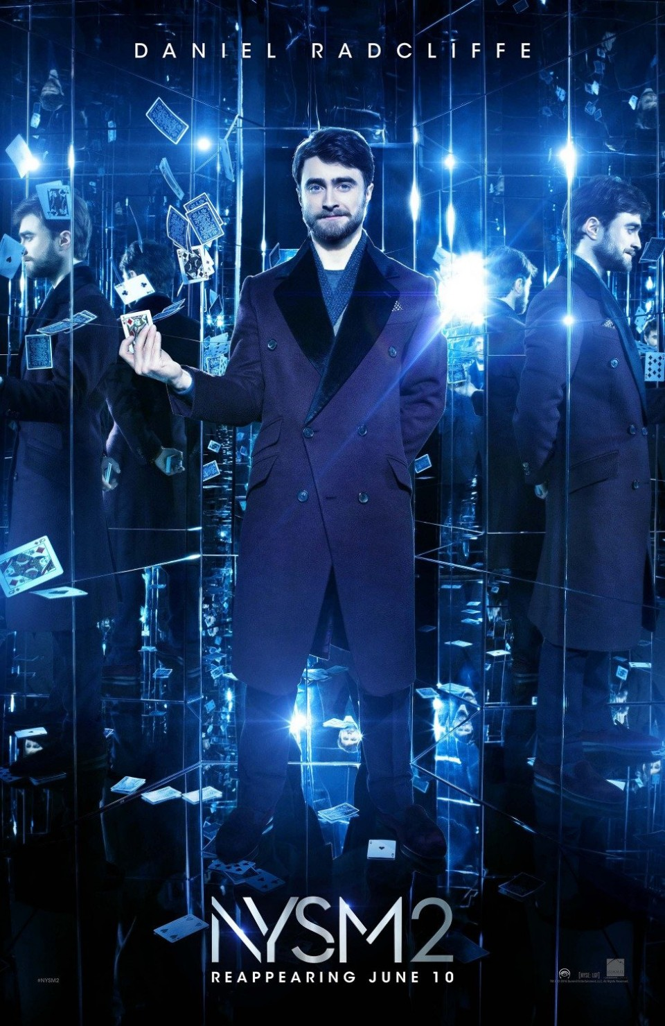 Now You See Me 2 – i Maghi del Crimine