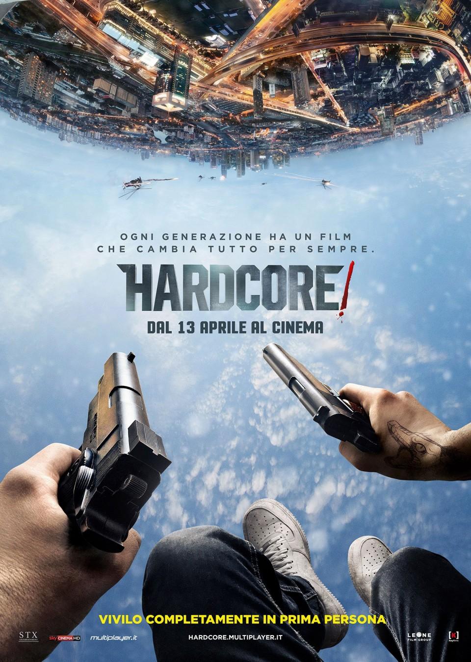 Hardcore!