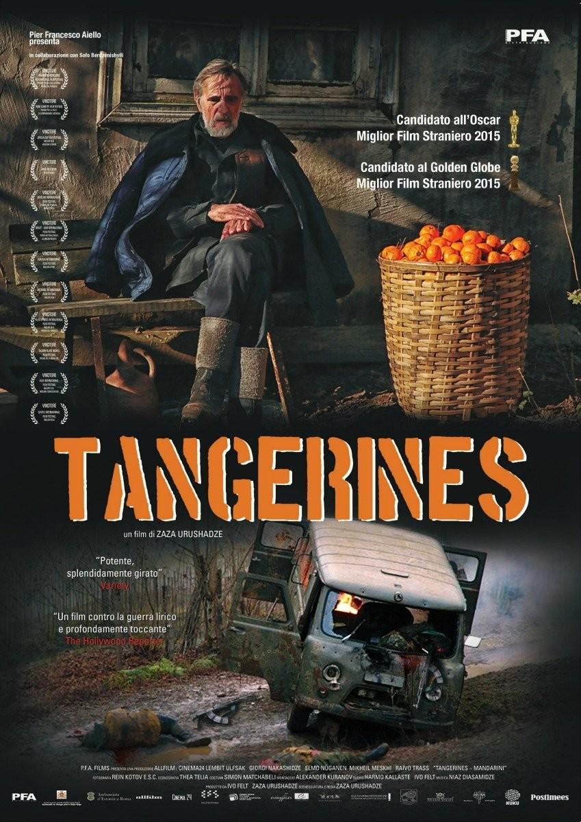 Tangerines - Mandarini