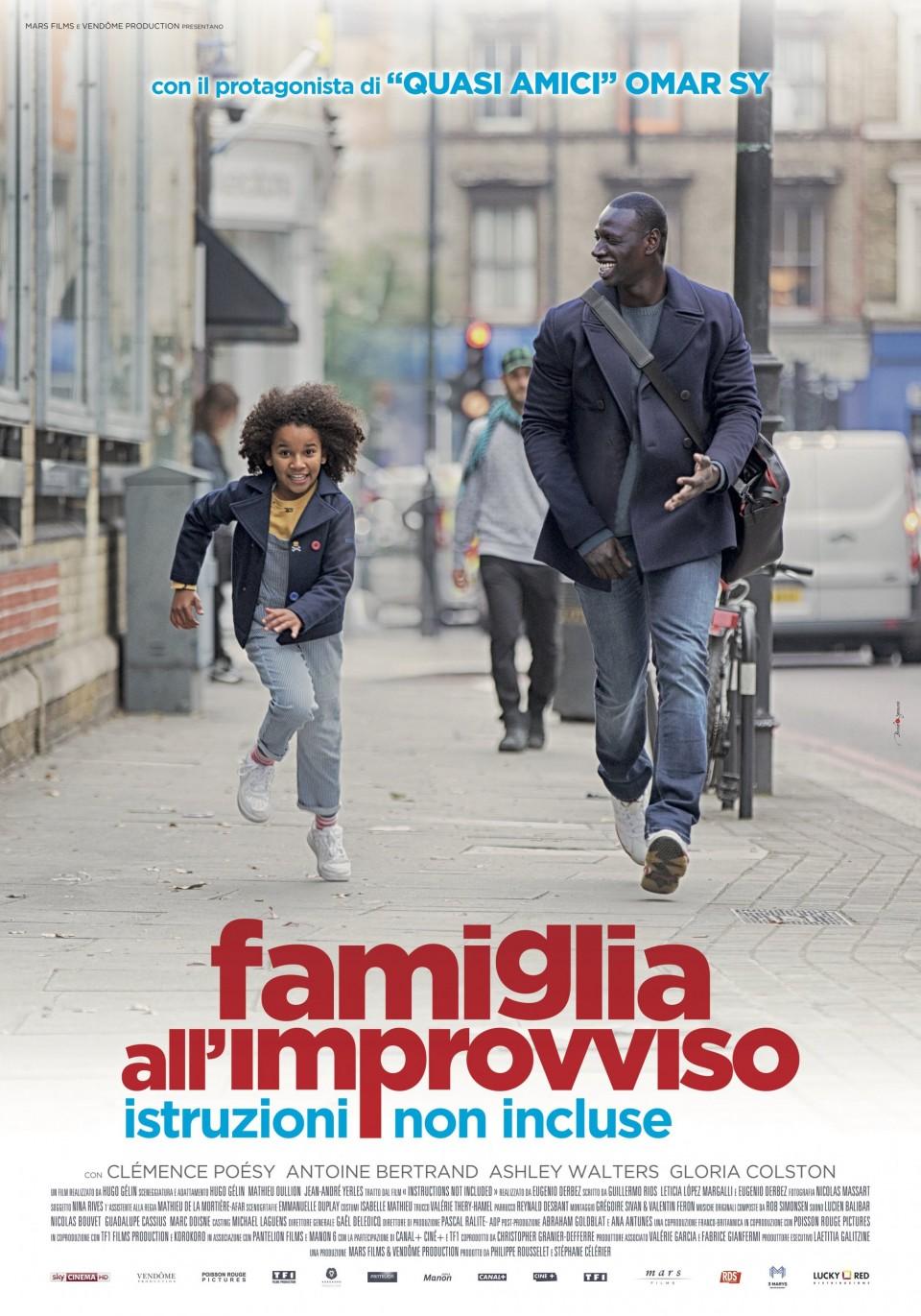 Famiglia All'improvviso: Istruzioni Non Incluse
