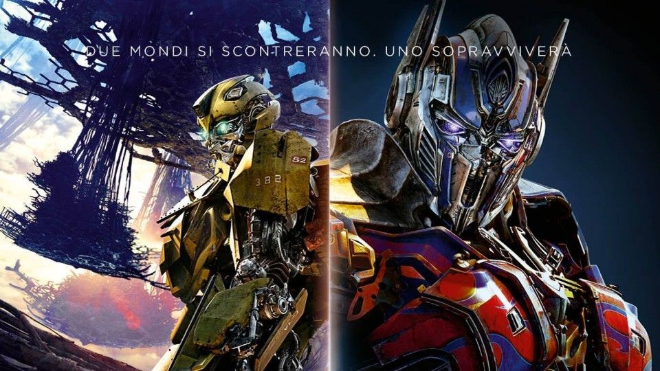 Transformers: L'ultimo Cavaliere:  Spot TV Super Bowl in Italiano