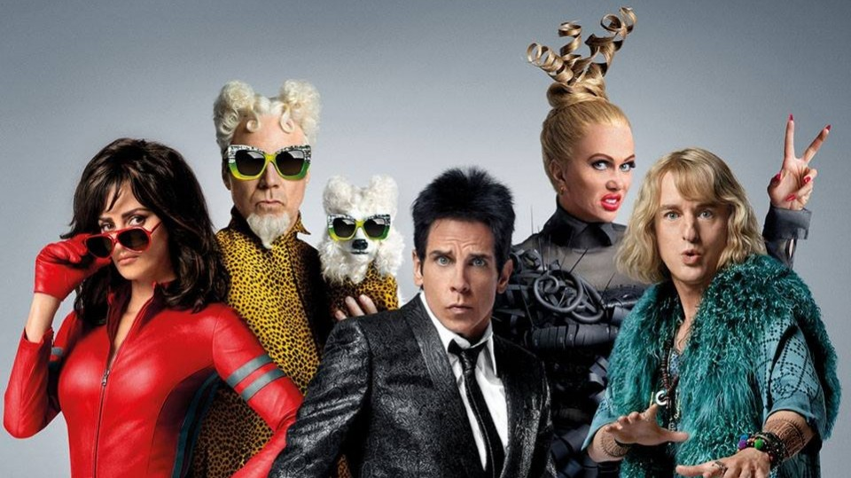 HD - Zoolander 2: Full Trailer Italiano