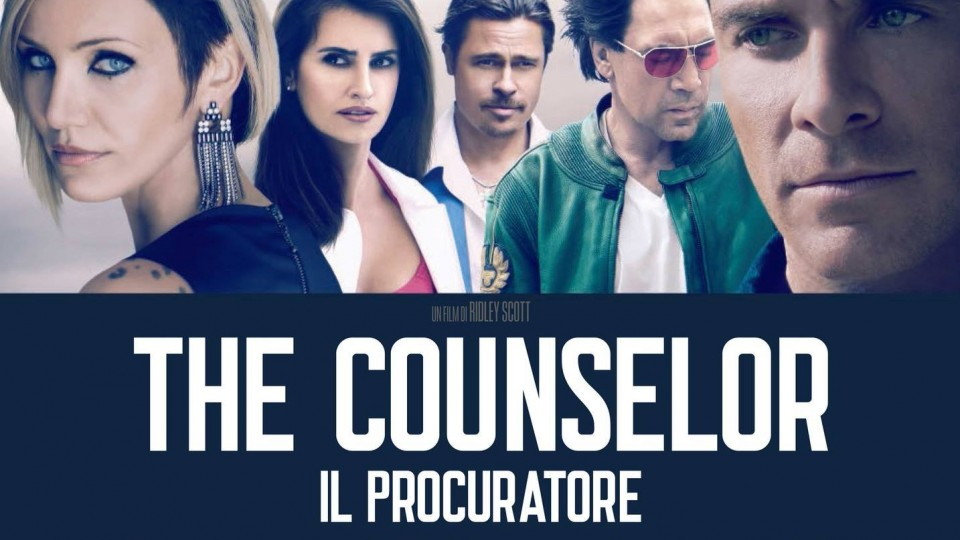 HD -  The Counselor - Il Procuratore: Trailer Italiano