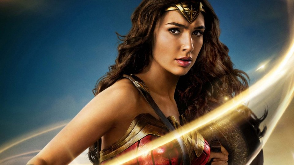 HD - Wonder Woman: Comic-Con Trailer
