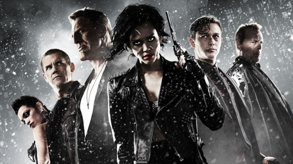 HD - Sin City - Una Donna per cui Uccidere: Full Trailer Italiano