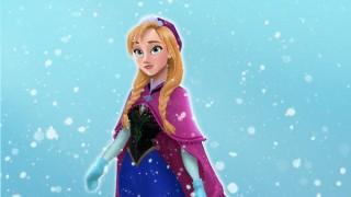 Frozen - il Regno di Ghiaccio:  Primo Trailer (Giapponese)