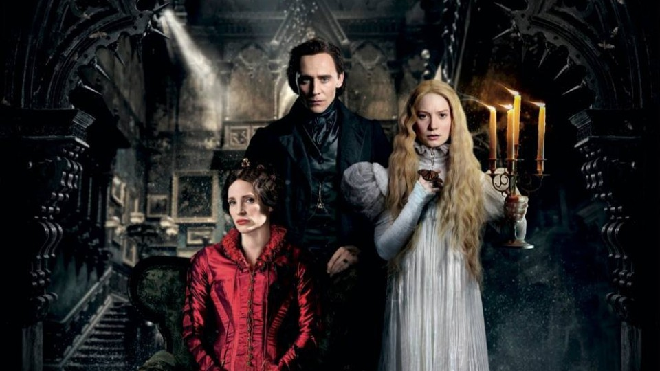 HD - Crimson Peak: Teaser Trailer