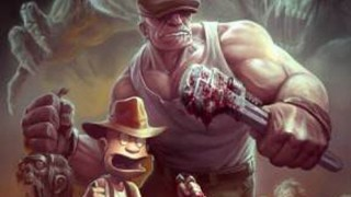 The Goon:  Teaser Trailer (ComicCon)
