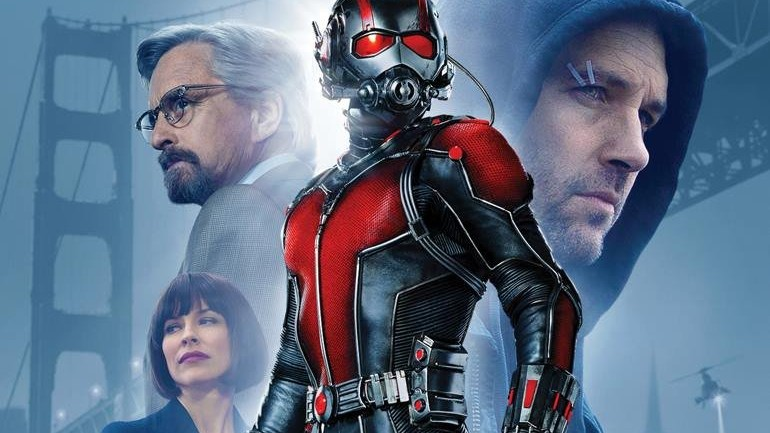 HD - Ant-Man: Full Trailer Italiano