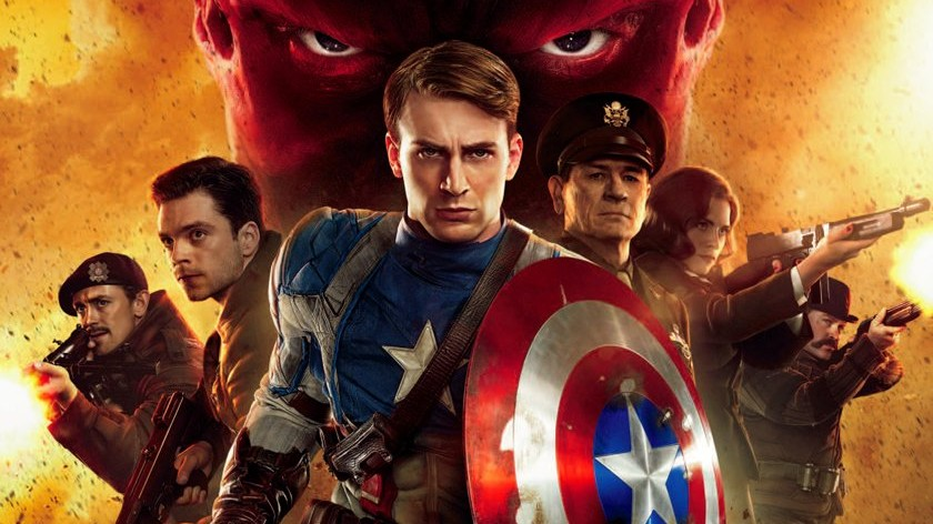 HD - Captain America - Il Primo Vendicatore: Spot TV - SuperBowl