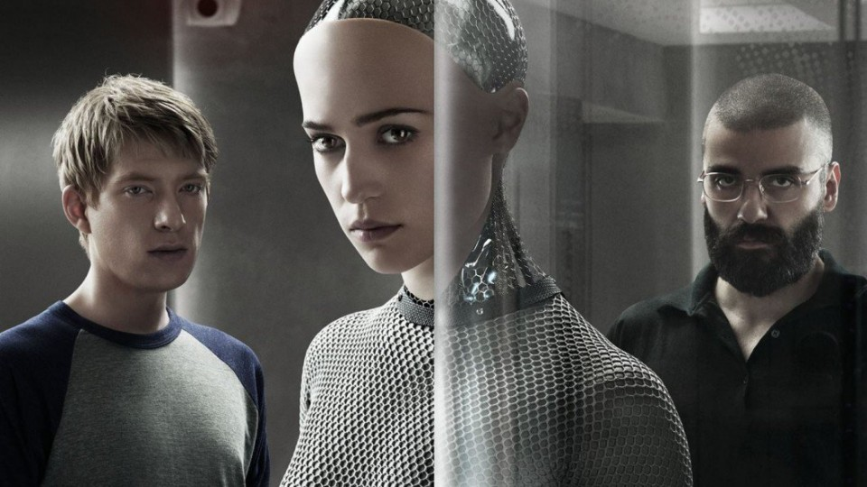 HD - Ex Machina: Trailer Italiano